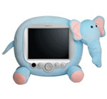 телек со слоном