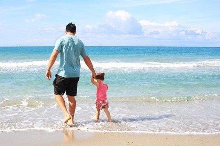 Отпуск с детьми в удобное время – до 14-ти лет